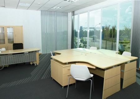 Cho thuê văn phòng làm việc