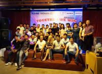 Kizuna 서비스 공단의 기업들을 위한 2018 Team Building