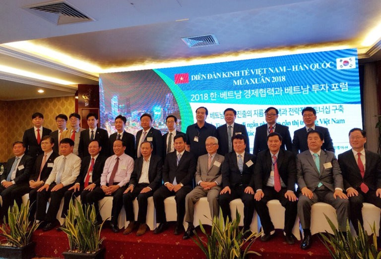 Korea is the largest foreign direct investment partner of Vietnam