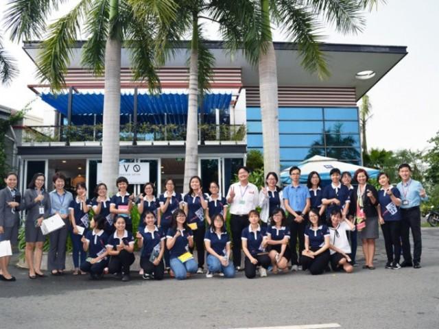 Trải nghiệm thú vị của Sinh viên Đại Học Khoa Học Xã Hội Và Nhân Văn tại Khu Nhà Xưởng Dịch Vụ Kizuna