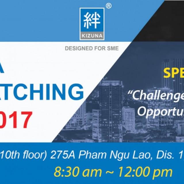 Kizuna Business Matching 2017