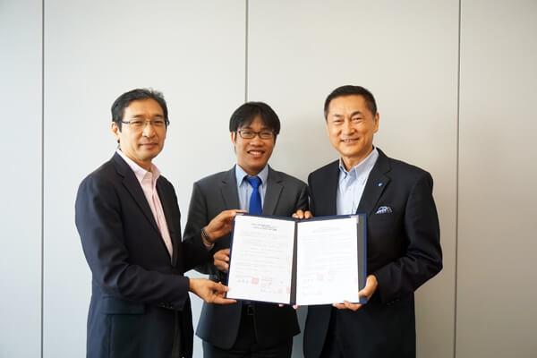 IDEC横浜、KZN、VCCが相互協力の確認書の締結