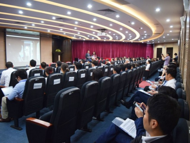 Kizuna Supplier Day 2018 – Connecting more than 100 companies in supporting industries