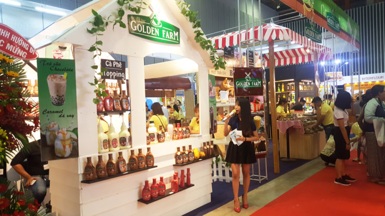 Vietfood & Beverage - Propack 2017 – The 21st international exhibition on Food, Drink and Packaging Technology