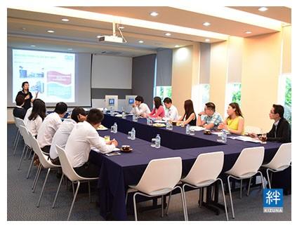 Hội nghị các nhà tư vấn và môi giới Kizuna tháng 10.2015