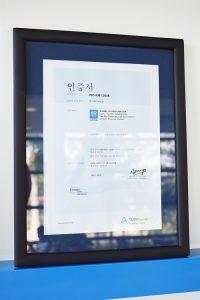 Kizuna đạt chứng nhận ISO