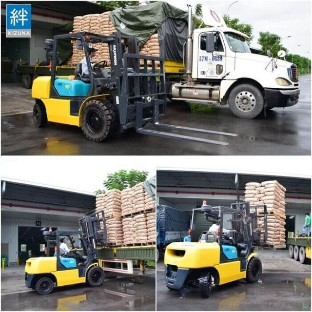 [SERVICES UPDATE] ADDING ONE MORE FORKLIFT RENTAL SERVICE FOR KIZUNA 2