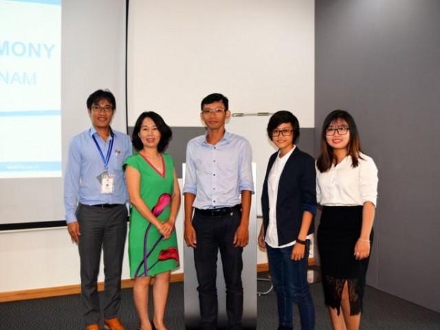 Lễ kí kết hợp đồng Công ty cổ phần HnN Việt Nam