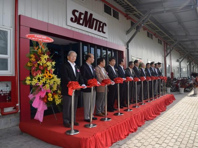 Semitec Electronics – Thành công và vươn xa hơn nữa