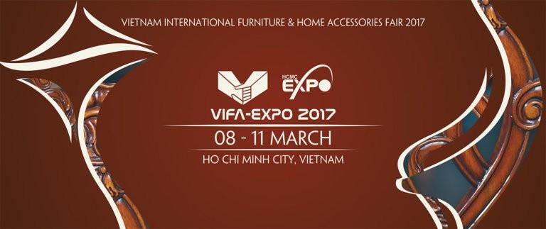 Vietnam International Furniture And Home Accessories Fair (VIFA EXPO) 2017
