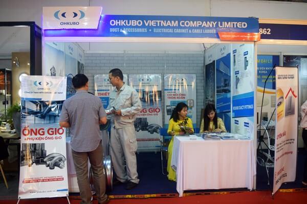 Vietbuild 2017 – The biggest international construction exhibition in Vietnam