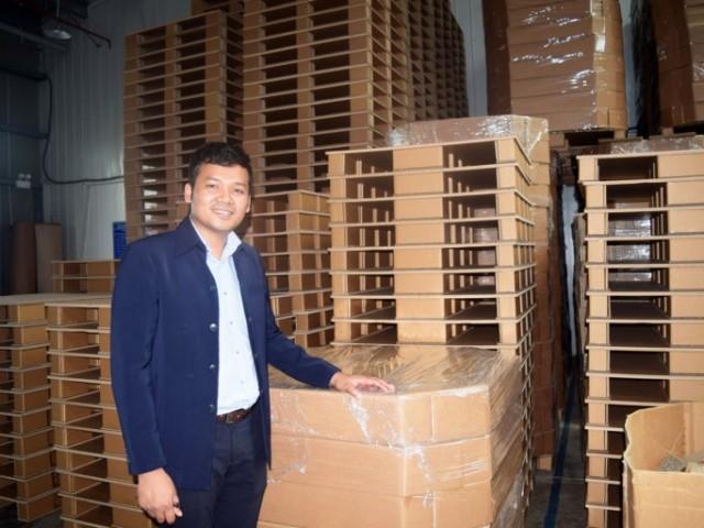 Công Ty TNHH Bao Bì Tri-wall Vina chia sẻ mấu chốt thành công tại thị trường Việt Nam