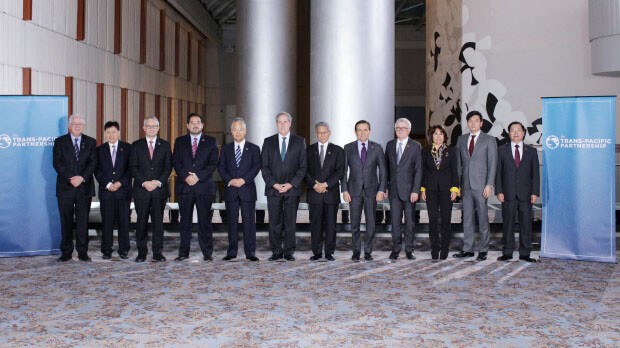 Trans-Pacific Partnership agreed