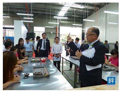 1st anniversary of establishment of Yanase Vietnam