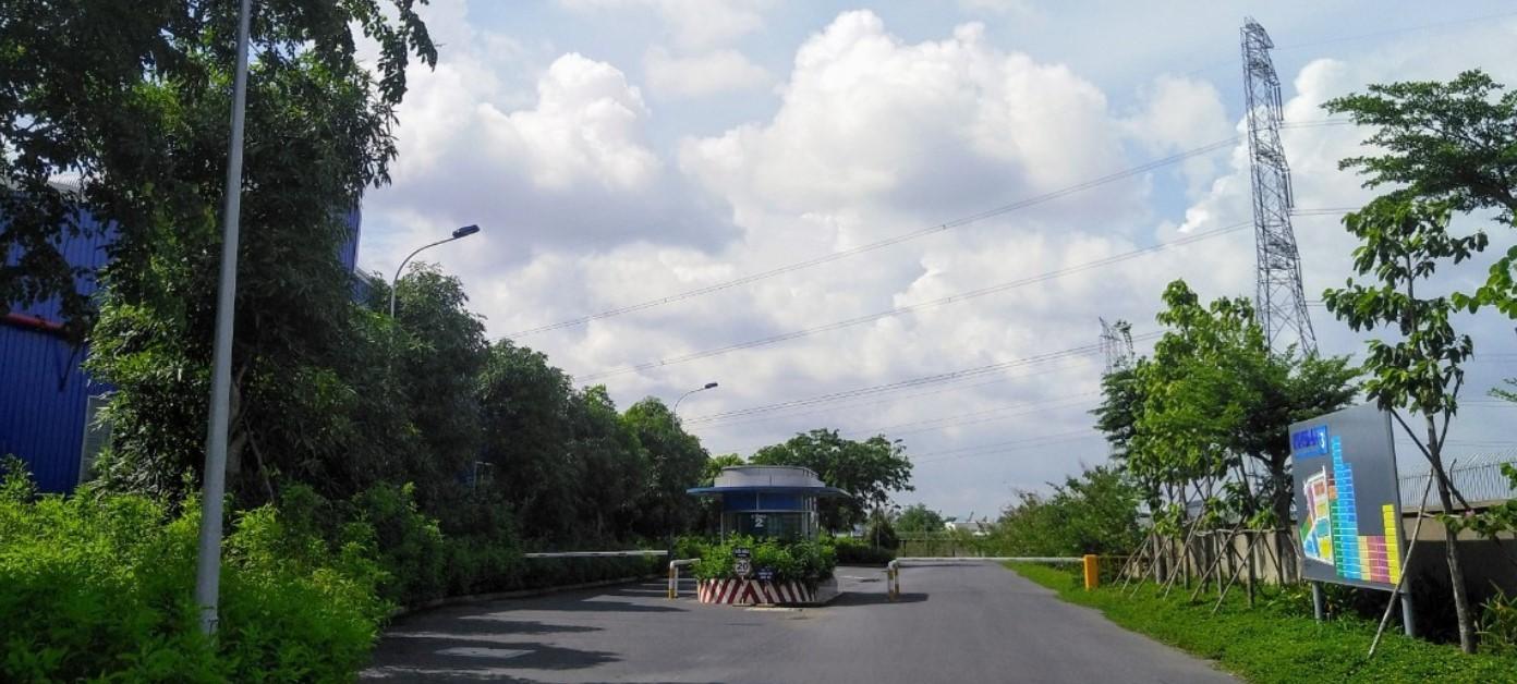 Khu nhà xưởng dịch vụ KIZUNA 3