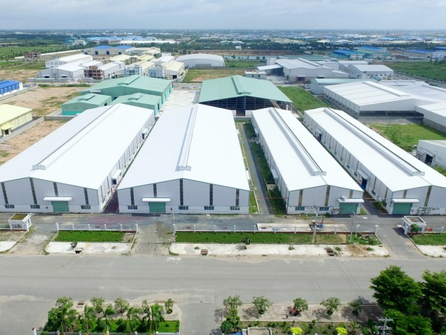 Nhà xưởng Kizuna: Bạn cần thuê xưởng quy mô nhỏ tại Long An?