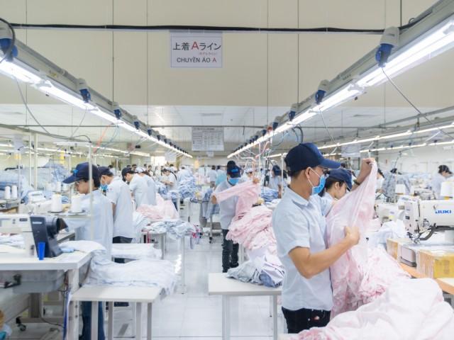 Khu nhà xưởng sản xuất cho thuê gây sốt ở Long An