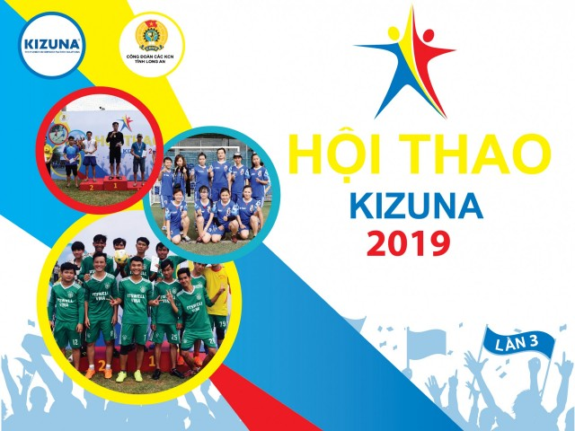 Thổi bay cơn nóng cùng Hội thao Kizuna lần 3 năm 2019