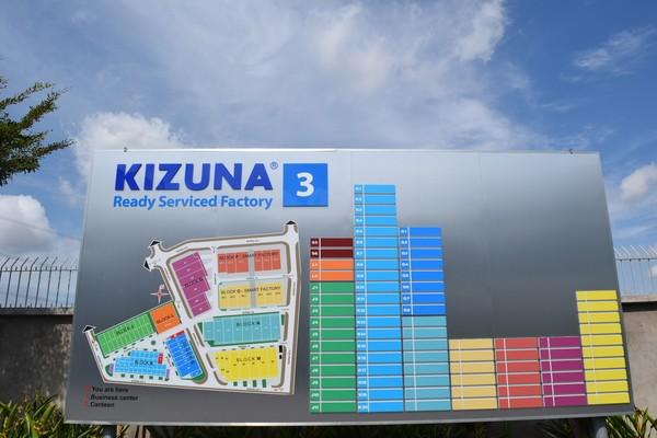 Kizuna cho thuê xưởng nhanh chóng gần TPHCM có đáng tin?