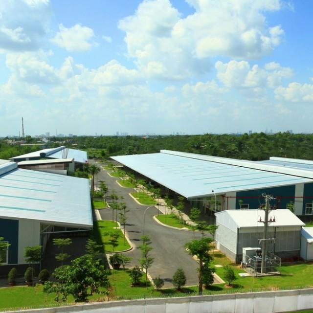 Giá thuê kho xưởng gần TPHCM tại Việt Nam như thế nào?