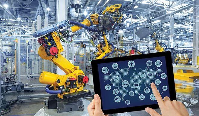 """5 Lợi ích """"quyền lực"""" của công nghệ loT trong sản xuất"""