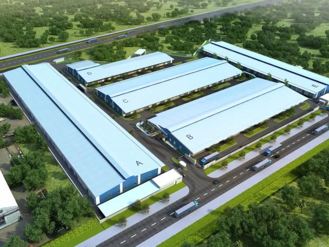 Nhà xưởng đa dạng quy mô Kizuna giúp DN sản xuất hiệu quả