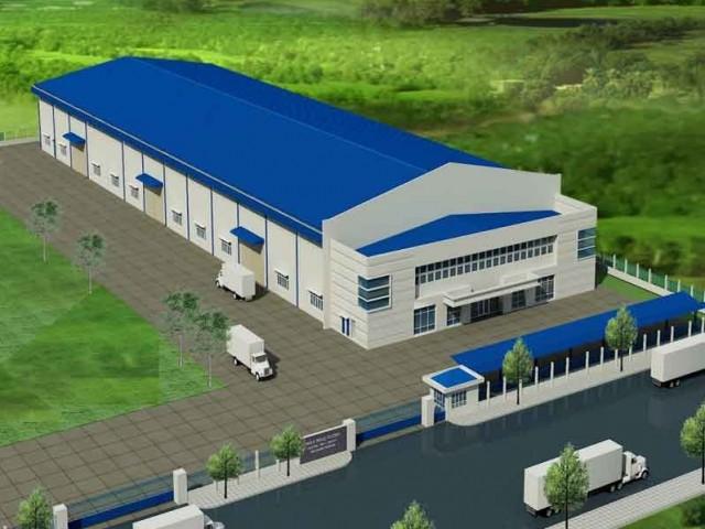 4 tiêu chuẩn tối ưu của khu nhà xưởng dịch vụ Kizuna