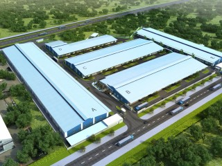 Factory for lease with a good location is important