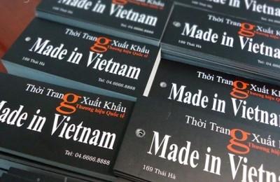 Thế nào được gọi là hàng hóa của Việt Nam?