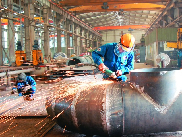 3 bất lợi đang hiện hữu của ngành cơ khí Việt Nam