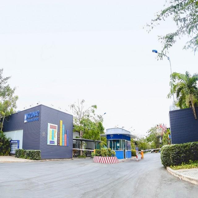 Kizuna cho thuê xưởng gần Bình Dương với cơ sở hiện đại