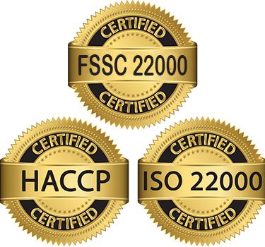 Tư vấn các yêu cầu của các Hệ thống quản lý như: ISO, HACCP...