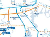 Thông tin về nhà xưởng, dịch vụ hỗ trợ của KIZUNA