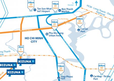 Thông tin giới thiệu về nhà xưởng, dịch vụ hỗ trợ của KIZUNA