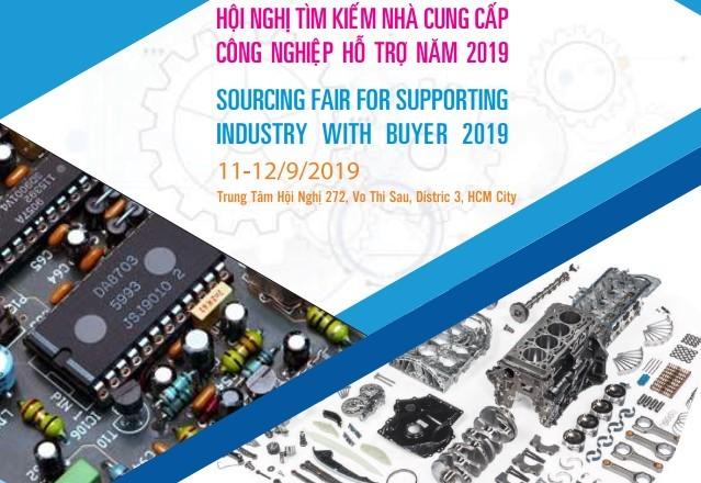 Cơ hội kết nối nhà cung cấp và nhà sản xuất trong ngành công nghiệp hỗ trợ 2019