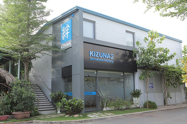 Kizuna - system of reliable small workshop for rent near HCMC