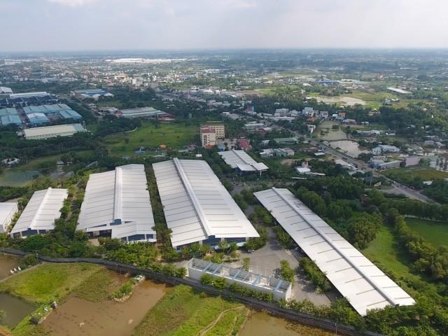 Bất động sản khu công nghiệp phát triển sôi nổi năm 2019