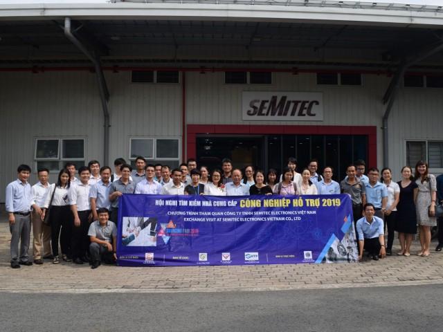 KIZUNA đồng hành cùng Hội nghị tìm kiếm nhà cung cấp công nghiệp hỗ trợ 2019
