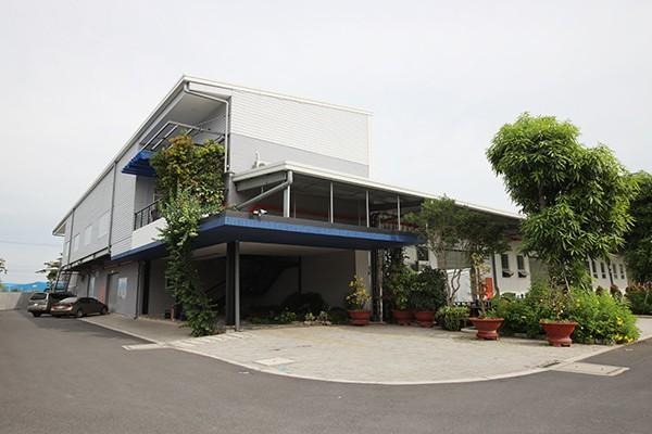 Kizunaの工場:ロンアン省 小規模工場を借りたいですか?