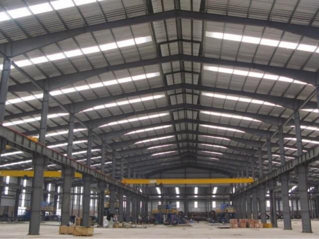 Nhà xưởng công nghiệp phổ biến, giá hợp lý sự lựa chọn tối ưu