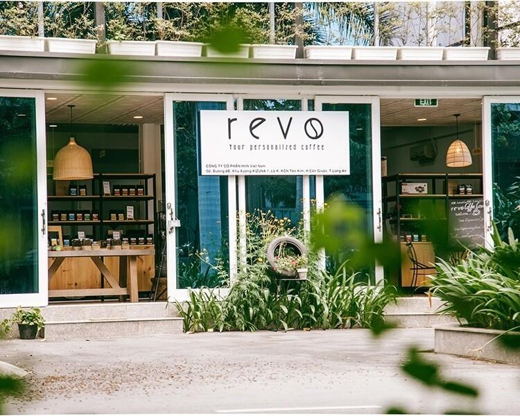 Nhà máy sản xuất cà phê rang xay nguyên chất- Thương hiệu Revo Coffee
