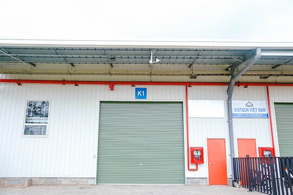 Factory for rent near Ho Chi Minh in Vietnam quality standards