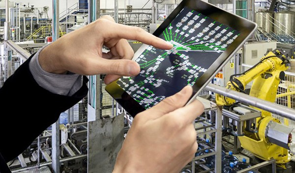 What is position of smart factory in technology revolution 4.0