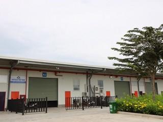 Kizuna의 호치민 인근 보안 공장 임대 서비스