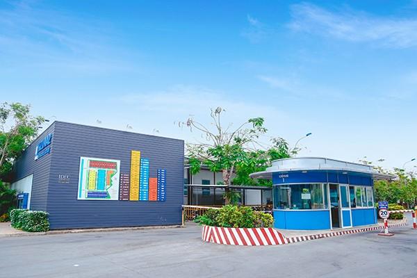 Kizuna - ホーチミン市 近郊 最大の工業団地、多くの工場モデルが多くの企業によって選択されています