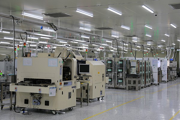 How does smart factory impact the manufacturing industry?