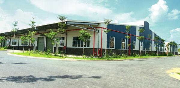 ホーチミン市 近郊 100m2 倉庫レンタル賃貸会社を選ぶ二つの利点