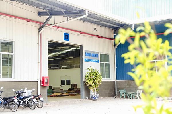 ロンアン省 工場 高品質のを貸す潜在的な環境