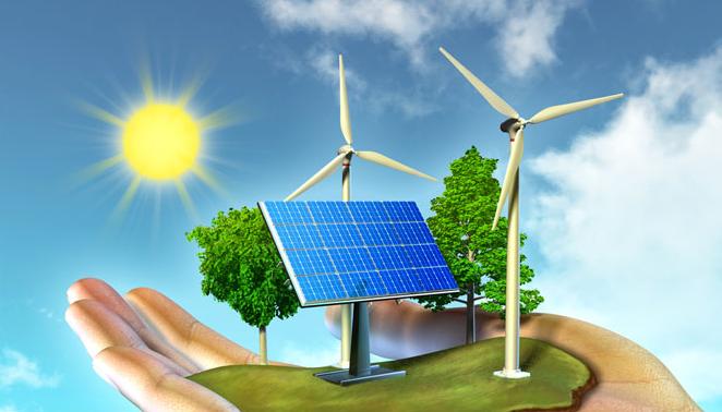 Xây dựng khu công nghiệp xanh ứng phó với biến đổi khí hậu