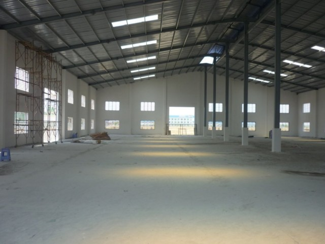 1000m2 factory for rent with quality infrastructure in Kizuna